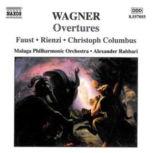19. OVERTURES - WAGNER