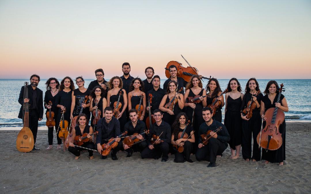La Joven Orquesta Barroca de Andalucía (JOBA) salva su actividad gracias al patrocinio de ESIRTU